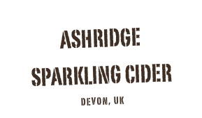 ASHRIDGE SPARKLING CIDER Devon, UK
